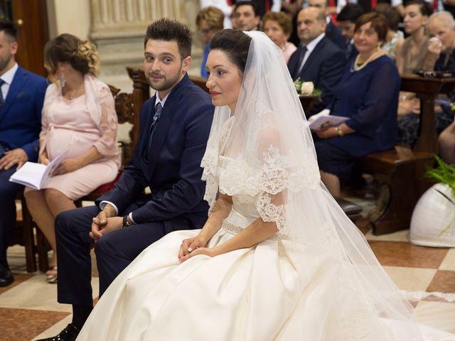 Il matrimonio di Fabio e Mariastella a Lumezzane, Brescia 64