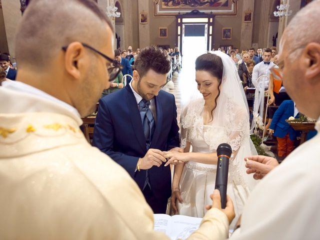 Il matrimonio di Fabio e Mariastella a Lumezzane, Brescia 65