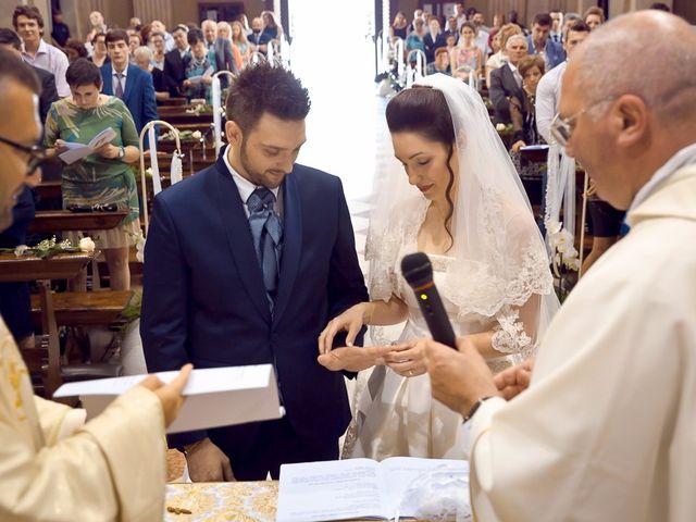 Il matrimonio di Fabio e Mariastella a Lumezzane, Brescia 66