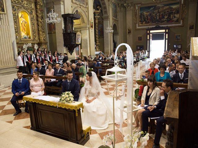 Il matrimonio di Fabio e Mariastella a Lumezzane, Brescia 67