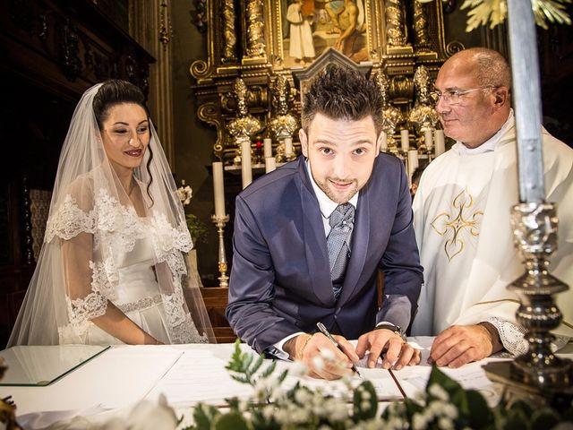 Il matrimonio di Fabio e Mariastella a Lumezzane, Brescia 70