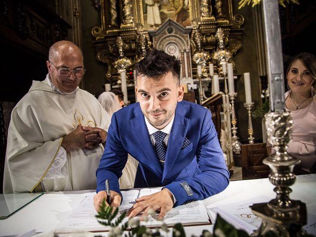 Il matrimonio di Fabio e Mariastella a Lumezzane, Brescia 72