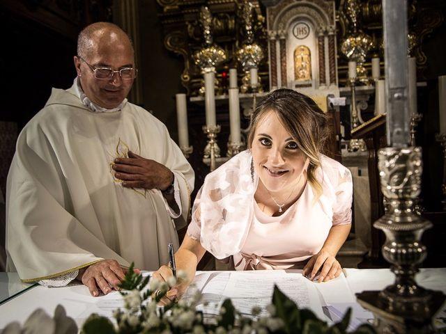 Il matrimonio di Fabio e Mariastella a Lumezzane, Brescia 73