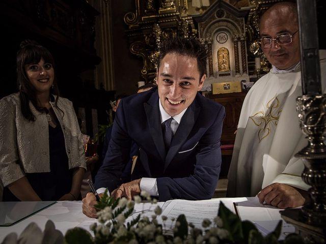 Il matrimonio di Fabio e Mariastella a Lumezzane, Brescia 74