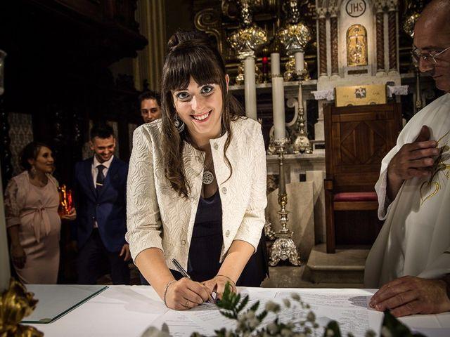 Il matrimonio di Fabio e Mariastella a Lumezzane, Brescia 75