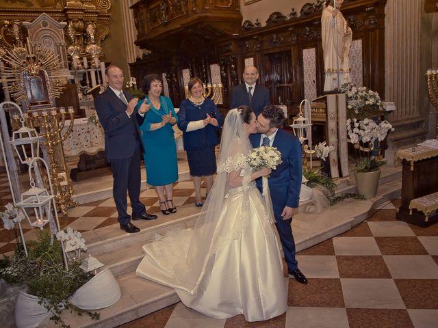 Il matrimonio di Fabio e Mariastella a Lumezzane, Brescia 78