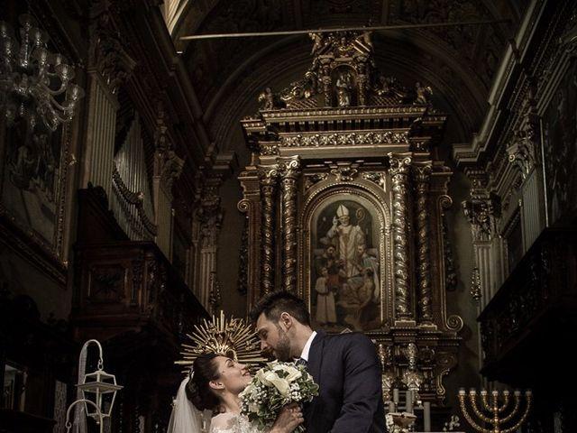 Il matrimonio di Fabio e Mariastella a Lumezzane, Brescia 79