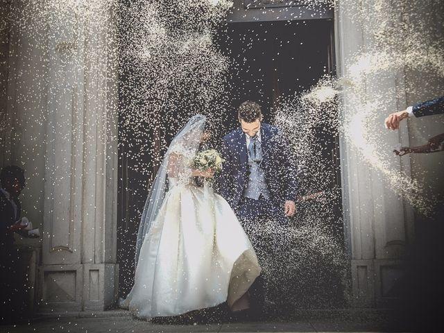 Il matrimonio di Fabio e Mariastella a Lumezzane, Brescia 83