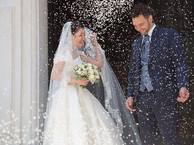 Il matrimonio di Fabio e Mariastella a Lumezzane, Brescia 84
