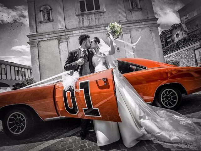 Il matrimonio di Fabio e Mariastella a Lumezzane, Brescia 1