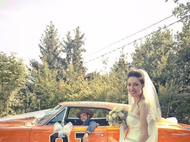 Il matrimonio di Fabio e Mariastella a Lumezzane, Brescia 96