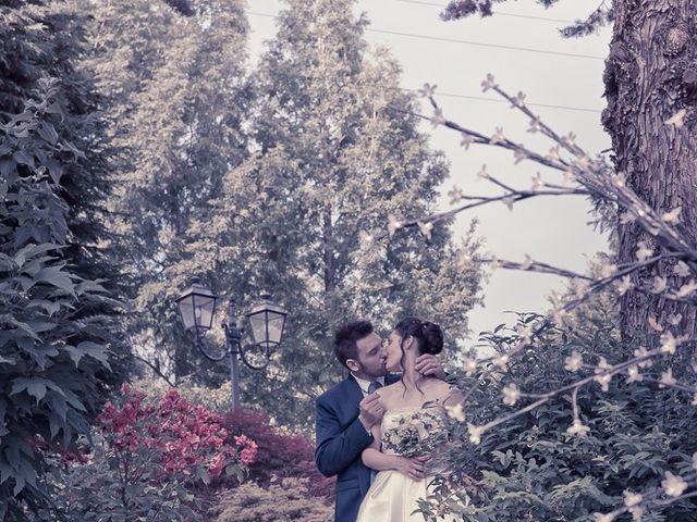 Il matrimonio di Fabio e Mariastella a Lumezzane, Brescia 98