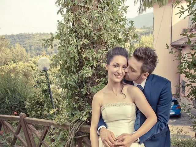 Il matrimonio di Fabio e Mariastella a Lumezzane, Brescia 102