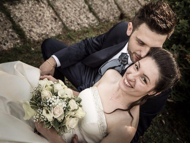 Il matrimonio di Fabio e Mariastella a Lumezzane, Brescia 106