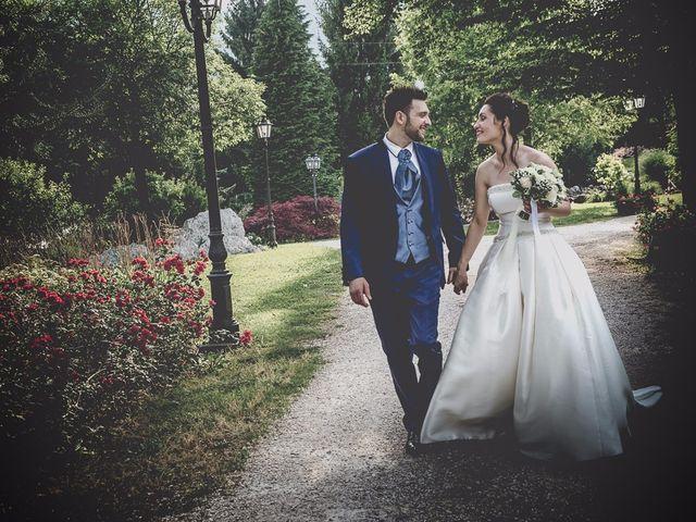 Il matrimonio di Fabio e Mariastella a Lumezzane, Brescia 112