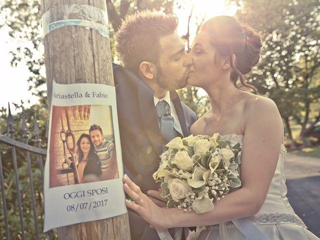 Il matrimonio di Fabio e Mariastella a Lumezzane, Brescia 113