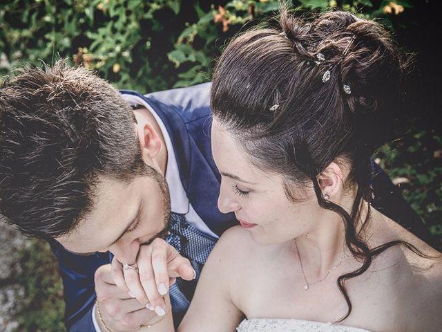Il matrimonio di Fabio e Mariastella a Lumezzane, Brescia 119