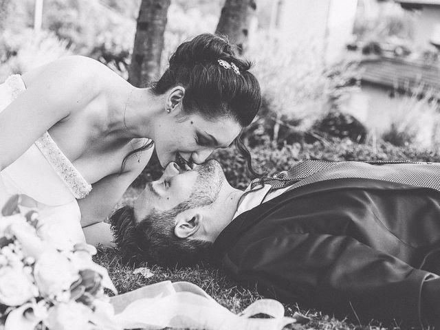 Il matrimonio di Fabio e Mariastella a Lumezzane, Brescia 121