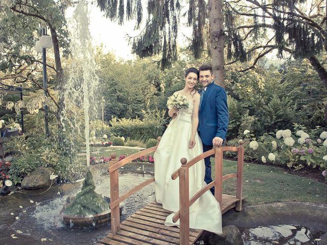 Il matrimonio di Fabio e Mariastella a Lumezzane, Brescia 123