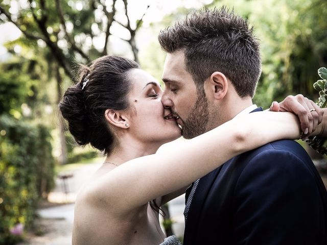 Il matrimonio di Fabio e Mariastella a Lumezzane, Brescia 125