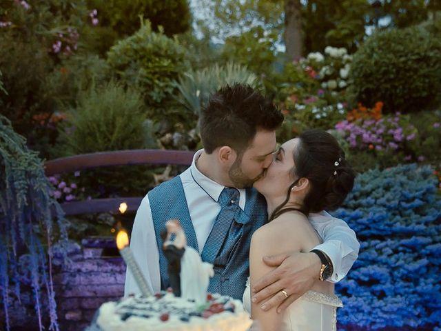 Il matrimonio di Fabio e Mariastella a Lumezzane, Brescia 128
