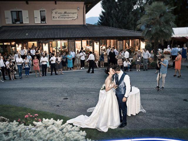 Il matrimonio di Fabio e Mariastella a Lumezzane, Brescia 130
