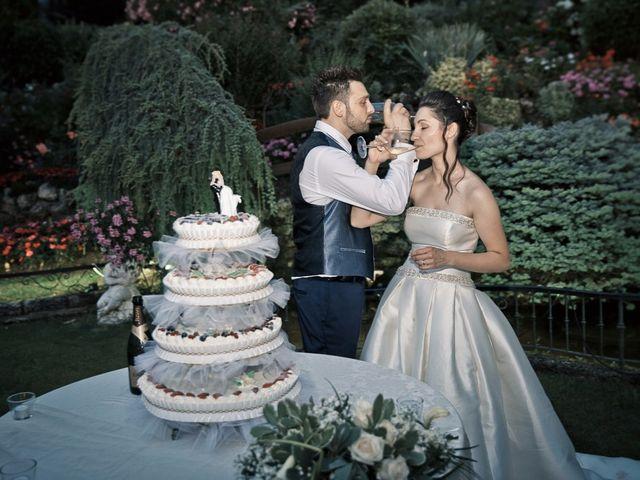 Il matrimonio di Fabio e Mariastella a Lumezzane, Brescia 131
