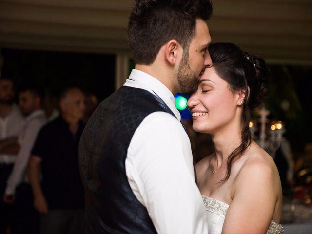 Il matrimonio di Fabio e Mariastella a Lumezzane, Brescia 132