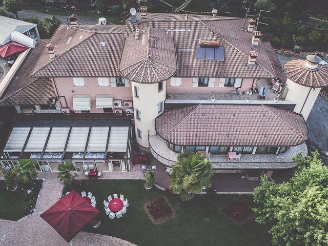 Il matrimonio di Fabio e Mariastella a Lumezzane, Brescia 115