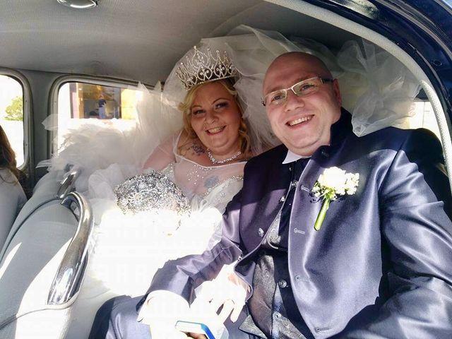 le nozze di Lucia e Eugenio