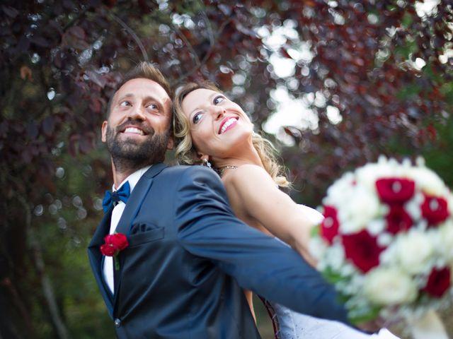le nozze di Thomas e Benedetta