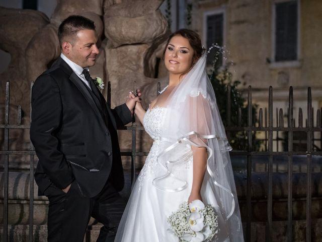 le nozze di Daniela e Igino