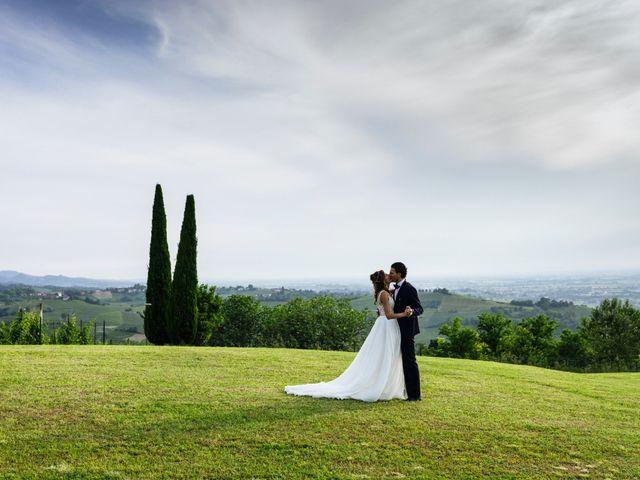 le nozze di Ramona e Luigi