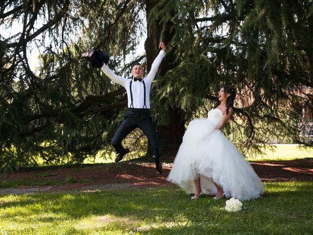 Le nozze di Marika e Mauro