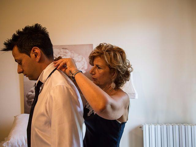 Il matrimonio di Marco e Ina a Canelli, Asti 4