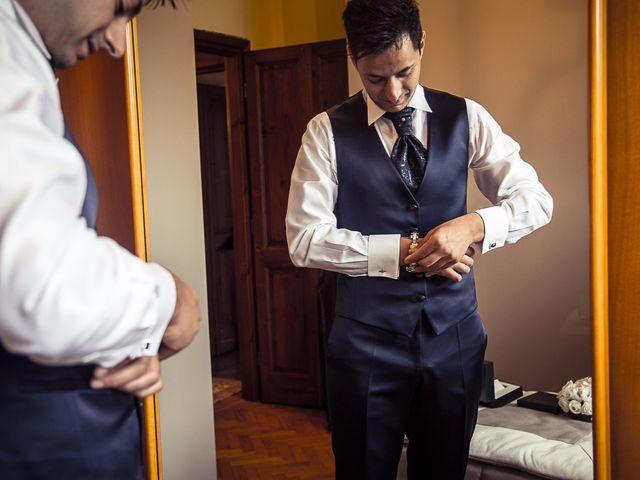 Il matrimonio di Marco e Ina a Canelli, Asti 7