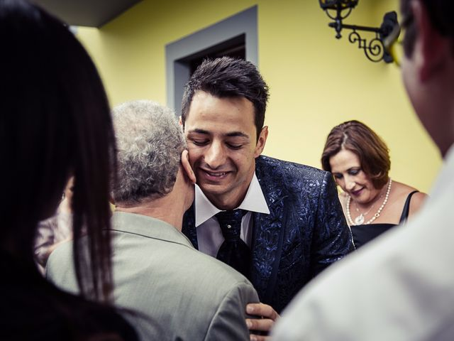 Il matrimonio di Marco e Ina a Canelli, Asti 8