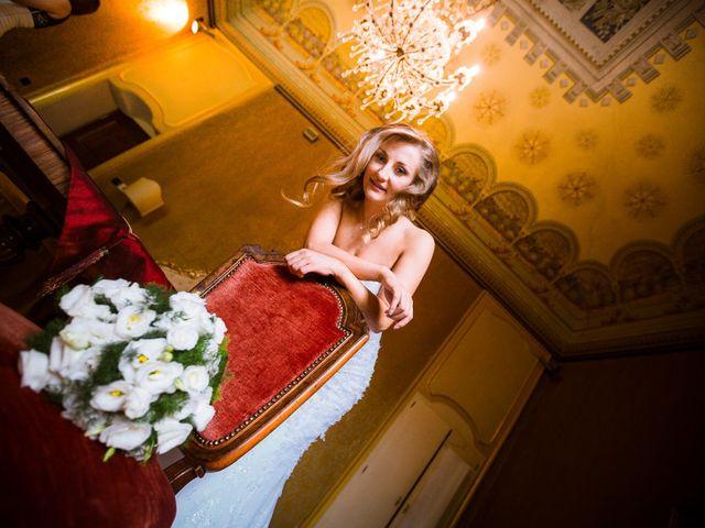 Il matrimonio di Marco e Ina a Canelli, Asti 14