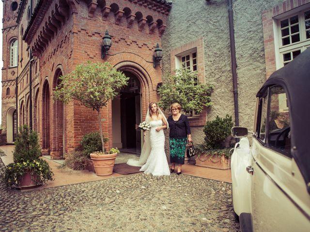 Il matrimonio di Marco e Ina a Canelli, Asti 16