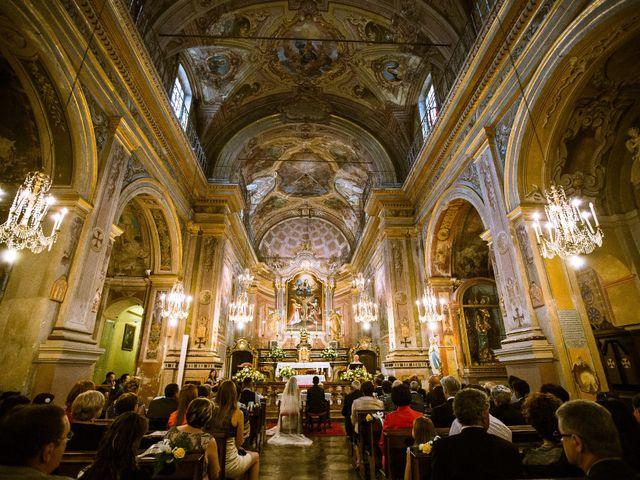Il matrimonio di Marco e Ina a Canelli, Asti 17