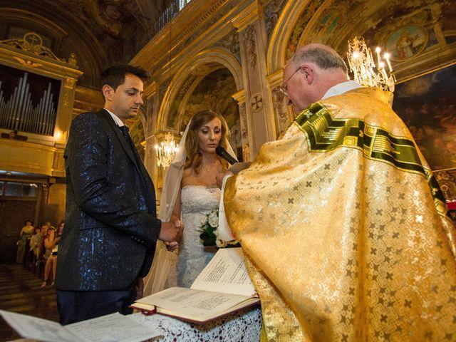 Il matrimonio di Marco e Ina a Canelli, Asti 18