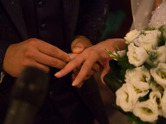 Il matrimonio di Marco e Ina a Canelli, Asti 19