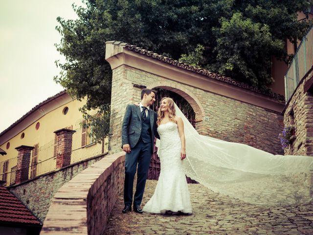 Il matrimonio di Marco e Ina a Canelli, Asti 20