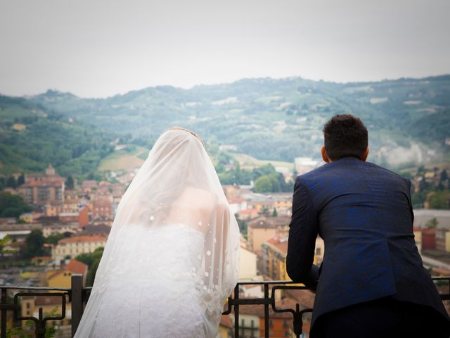 Il matrimonio di Marco e Ina a Canelli, Asti 21
