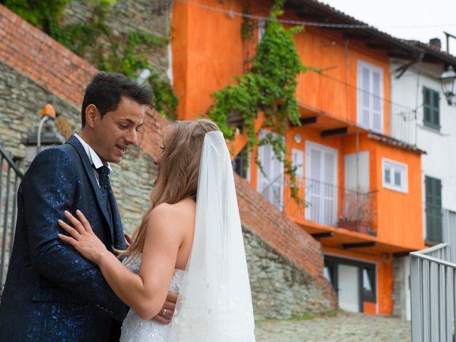 Il matrimonio di Marco e Ina a Canelli, Asti 23