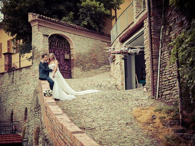 Il matrimonio di Marco e Ina a Canelli, Asti 24