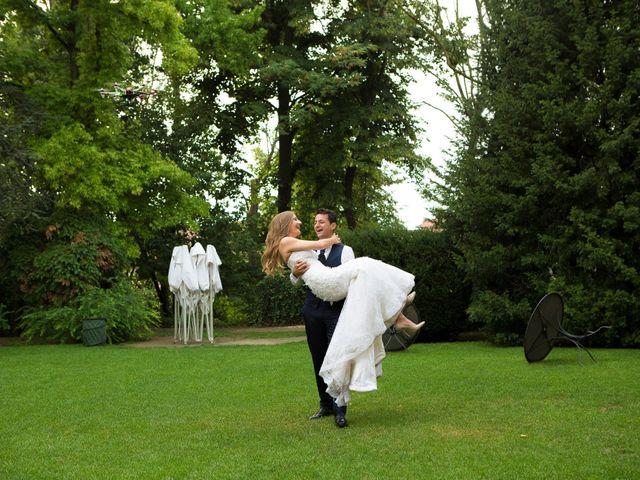 Il matrimonio di Marco e Ina a Canelli, Asti 25