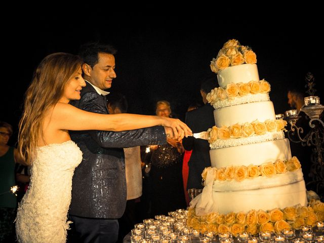 Il matrimonio di Marco e Ina a Canelli, Asti 28