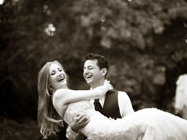 Il matrimonio di Marco e Ina a Canelli, Asti 30