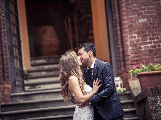 Il matrimonio di Marco e Ina a Canelli, Asti 31